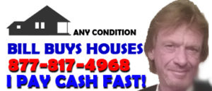 Bill Baker Sell My House Fast Guy in San Antonio Tx